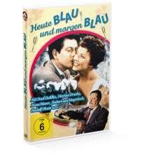 Heute blau und morgen blau, DVD