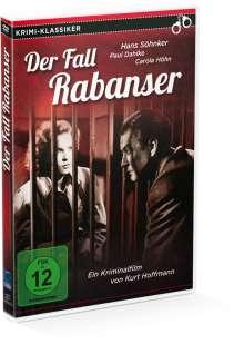 Der Fall Rabanser, DVD
