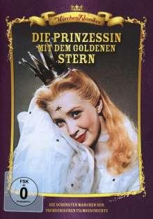 Die Prinzessin mit dem goldenen Stern, DVD