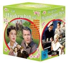 Die große Heimatfilm-Box 2, 12 DVDs