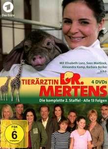Tierärztin Dr. Mertens Staffel 2, 4 DVDs