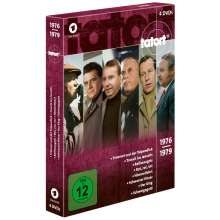 Tatort - 70er Box 3 (1976-1979), 4 DVDs