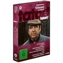 Tatort - Kommissar Trimmel, 4 DVDs