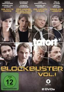 Tatort - Blockbuster 1, 2 DVDs