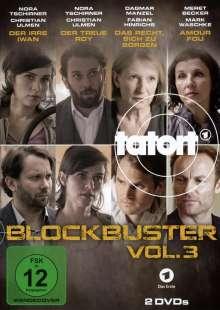 Tatort - Blockbuster 3, 2 DVDs