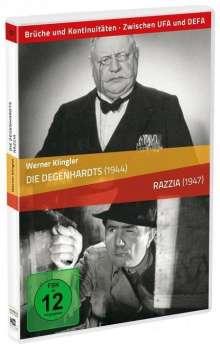 Die Degenhardts / Razzia, 2 DVDs