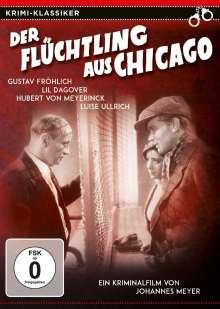 Der Flüchtling aus Chicago, DVD