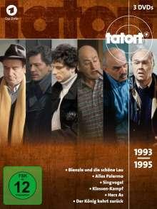 Tatort - Klassiker 90er Box 2 (1993-1995), 3 DVDs