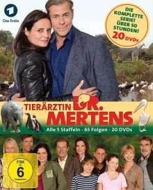 Tierärztin Dr. Mertens Staffel 1-5, 20 DVDs