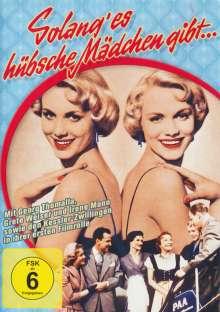 Solang es hübsche Mädchen gibt, DVD