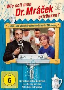 Wie soll man Dr. Mracek ertränken? oder »Das Ende der Wassermänner in Böhmen«, DVD