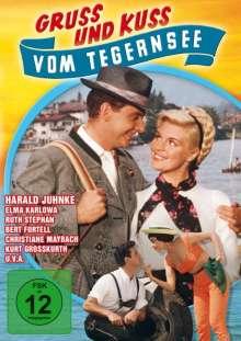 Gruss und Kuss vom Tegernsee, DVD