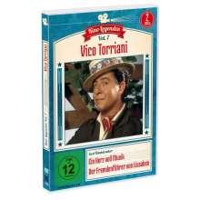 Vico Torriani: Ein Herz voll Musik / Der Fremdenführer von Lissabon, 2 DVDs