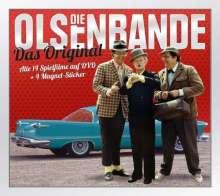 Die Olsenbande - Das Original (Box 2019), 14 DVDs