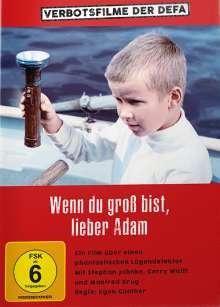 Wenn Du groß bist, lieber Adam, DVD