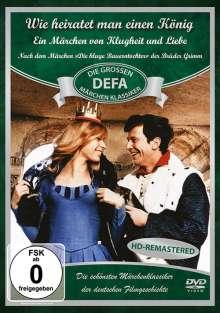 Wie heiratet man einen König, DVD