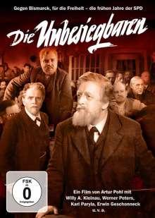 Die Unbesiegbaren, DVD