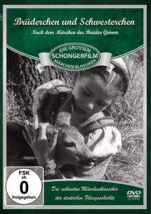 Brüderchen und Schwesterchen, DVD
