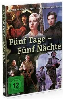 Fünf Tage - Fünf Nächte, DVD