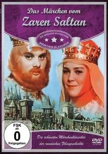Das Märchen vom Zaren Saltan (1966), DVD