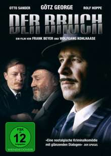 Der Bruch, DVD