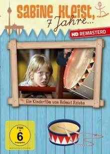 Sabine Kleist, 7 Jahre..., DVD