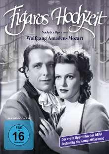 Figaros Hochzeit, DVD