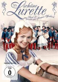 Die schöne Lurette, DVD