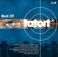 Filmmusik: Best Of Tatort, 2 LPs