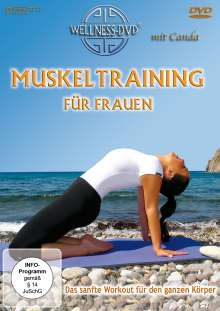 Muskeltraining für Frauen, DVD