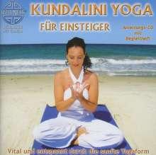 Canda: Kundalini Yoga für Einsteiger, CD