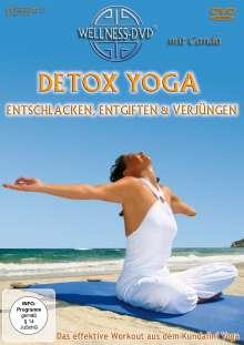 Detox Yoga - Entschlacken, entgiften, und verjüngen, DVD