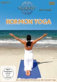 Hormon Yoga, DVD
