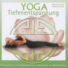 Canda: Yoga Tiefenentspannung-7 Auszeiten, CD