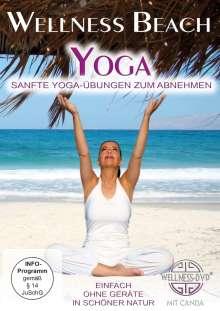 Wellness Beach: Yoga - Sanfte Yoga-Übungen zum Abnehmen, DVD