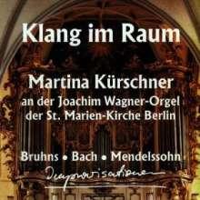 Martina Kürschner - Klang im Raum, CD