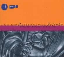Johann Adolph Hasse (1699-1783): Dresdner Motetten, CD