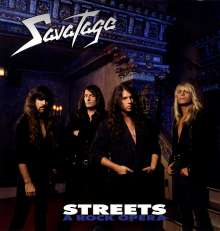 Savatage: Streets - A Rock Opera, 2 LPs