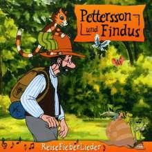 Pettersson und Findus: Reise-Fieber-Lieder, CD