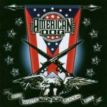 American Dog: Red, White, Black And Blue, CD