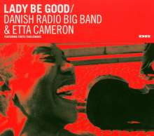 Danish Radio Big Band: Lady Be Good, CD