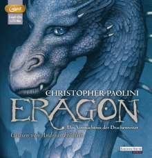 (1/MP3)Eragon-Das Vermächtnis Der Drachenreiter, 3 MP3-CDs