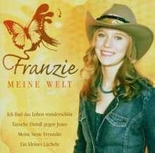 Franzie: Meine Welt, CD