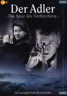 Der Adler Staffel 1, 4 DVDs