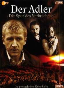 Der Adler Staffel 2, 4 DVDs