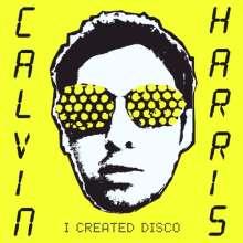 Calvin Harris: I Created Disco, CD