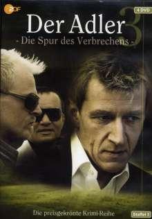Der Adler Staffel 3, 4 DVDs