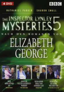 Inspector Lynley Mysteries 5, 4 DVDs