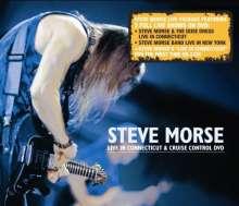 Steve Morse: Live In Connecticut + Cruise Control DVD (2CD + DVD), 2 CDs