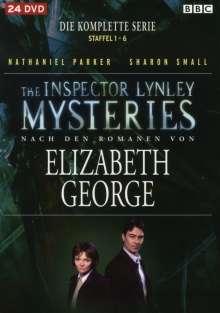 Inspector Lynley Mysteries (Gesamtausgabe), 24 DVDs